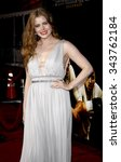 amy adams at the los angeles...   Shutterstock . vector #343762184