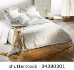 bedroom | Shutterstock . vector #34380301