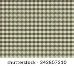textured tartan plaid. seamless ... | Shutterstock .eps vector #343807310