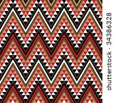 An Element Of African Pattern...