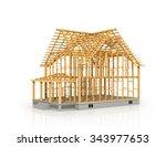House Frame Under Construction...