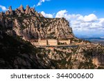 View Of The Monastery Of...