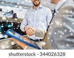 auto business  car sale  deal ... | Shutterstock . vector #344026328