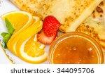 pancakes | Shutterstock . vector #344095706