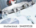 pharmaceutical medicine... | Shutterstock . vector #344099528