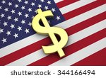 united states of america... | Shutterstock . vector #344166494