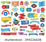 vector file representing a tag... | Shutterstock .eps vector #344226638