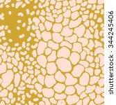 leopard texture pattern | Shutterstock . vector #344245406