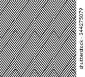 vector seamless texture.... | Shutterstock .eps vector #344275079
