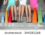 beautiful young women with