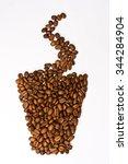 coffee | Shutterstock . vector #344284904
