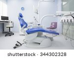 modern dental office interior | Shutterstock . vector #344302328