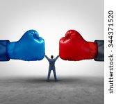 mediate and legal mediation... | Shutterstock . vector #344371520