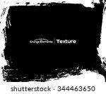 grunge texture background  ... | Shutterstock .eps vector #344463650