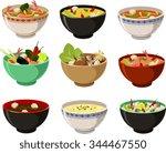 vector illustration of various... | Shutterstock .eps vector #344467550