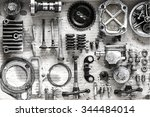 Old Parts Of Motorcycles...