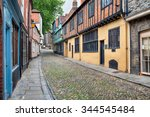 Tudor Half Timbered Houses And...