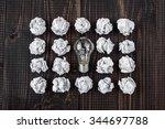 light bulb | Shutterstock . vector #344697788