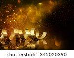christmas holidays background | Shutterstock . vector #345020390