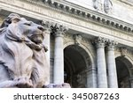 New York City Public Library...