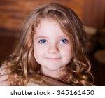 Beautiful Little Curly Blonde...