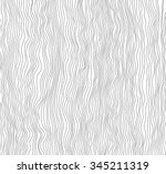 abstract pattern line art... | Shutterstock .eps vector #345211319