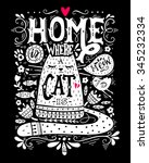 Home Is Where A Cat Is....