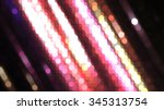 bright abstract mosaic red... | Shutterstock . vector #345313754