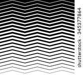 Wavy  Zig Zag Horizontal Lines...