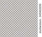 vector seamless pattern.... | Shutterstock .eps vector #345402050