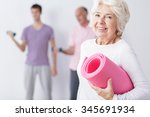 Photo Of Happy Elderly Woman A...