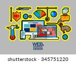 flat vector design illustration ...