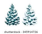 realistic vector illustration... | Shutterstock .eps vector #345914726