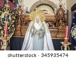 Image Of The Virgin Mary Insid...