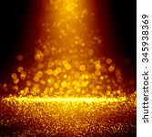 abstract background  sparkle ... | Shutterstock . vector #345938369