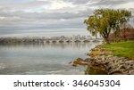 washington   november 28  a...   Shutterstock . vector #346045304
