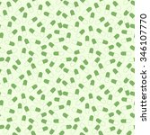 seamless raster pattern grin... | Shutterstock . vector #346107770
