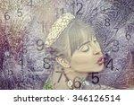 Woman's Face  Magic Of Figures...