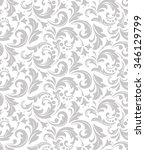 wallpaper in the style of...   Shutterstock . vector #346129799