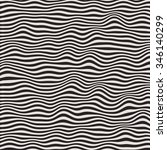 wavy stripes. abstract... | Shutterstock .eps vector #346140299