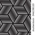 vector seamless pattern. modern ...   Shutterstock .eps vector #346158110
