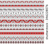 seamless pattern background for ... | Shutterstock .eps vector #346228076