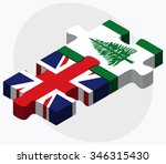 united kingdom and norfolk... | Shutterstock .eps vector #346315430