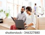 business  startup  technology... | Shutterstock . vector #346327880