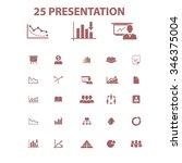 presentation  chart  diagram ... | Shutterstock .eps vector #346375004