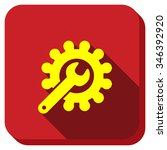 repair service vector icon....