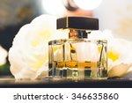 perfumery | Shutterstock . vector #346635860