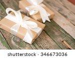 gift boxes. | Shutterstock . vector #346673036