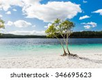 Beautiful Pure Lake Mckenzie ...