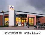 kleve  germany   october 22 ... | Shutterstock . vector #346712120